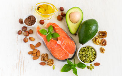 Eat Fats to Lose Fat