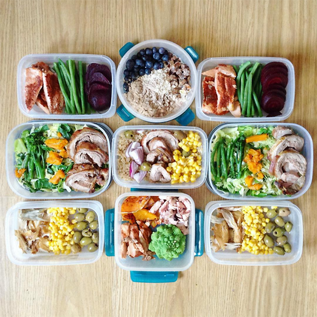 5 Top Tips for Meal Planning and Preparation