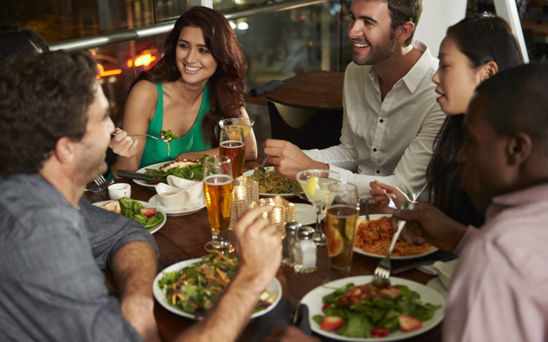 Top 10 Tips for Eating In Restaurants with IBS
