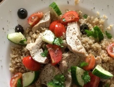 Quinoa Chicken