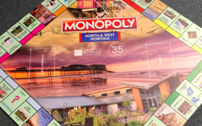 Norfolk Monopoly Board